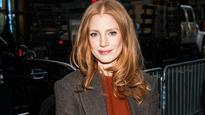Jessica Chastain: Fashion helped my confidence