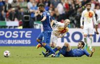Motta banned for Italy quarter-final, De Rossi a concern