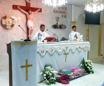 Oman: Nativity feast celebrated at St Francis Xavier Church, Salalah