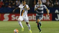LA Galaxy's Giovani dos Santos wins top MLS player at Univision awards