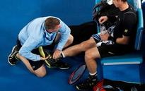 Andy's ankle, Federer's biggest test highlight Friday action