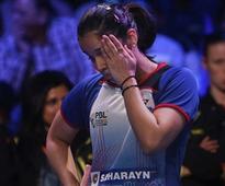 PBL: Han Li crushes Saina Nehwal as Mumbai enters tournament final