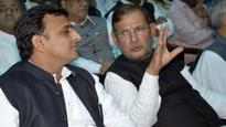 With an eye on 2019 polls, Sharad Yadav meets Akhilesh Yadav to discuss secular front