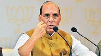 HM Rajnath Singh warns Pak of more surgical strikes