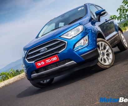 EcoSport: Though a facelist, the exterior & interior feel fresh