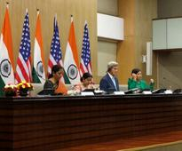 Let me be clear, US stands with India: John Kerry