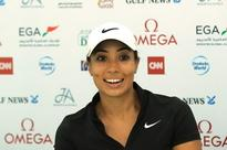 Cheyenne Woods discusses Tiger's inspiration and her return to Omega Dubai Ladies Masters