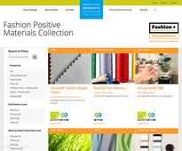 Fashion Positive Launches Materials Collection