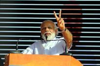 Will never go on the path of sins: Narendra Modi