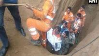 MP: Five-year-old dies after being rescued from borewell