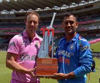 India South Africa series: India won the toss, elect to field