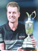 I felt that this was going to be my turn, says Stenson