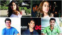 From Janvi Kapoor to Aadar Jain a dozen debuts in the making