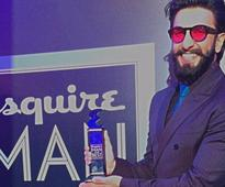 Best of this man is yet to come: Ranveer at Esquire Awards