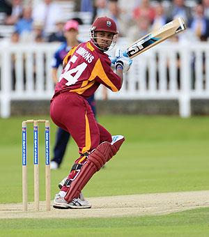 T20: Simmons helps Windies register easy win over Zimbabwe