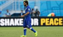 Pirlo says no hard feelings over Euro 2016 omission