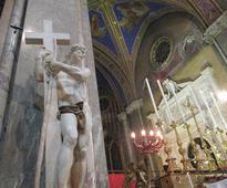 Rome Journal: La Basilica di S. Maria sopra Minerva