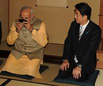 Live: Indo-Japan ties have several aspects, 21st century belongs to Asia, says Narendra Modi