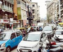 Mumbai: Goldsmiths choke streets, locals in C Ward