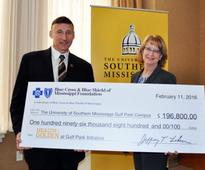 Health is Golden Campaign Launches at Southern Miss Gulf Park