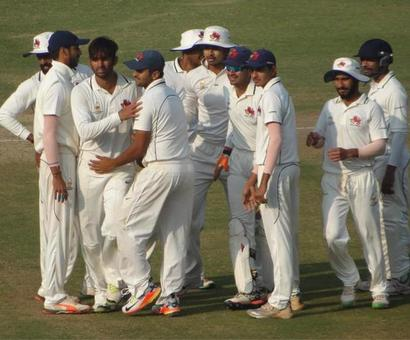 Ranji roundup: Mumbai in command, HP fight back