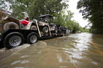 Disaster declared for flood-ravaged Louisiana, five killed