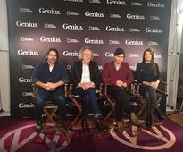Geoffrey Rush: Nat Geo's series Genius will shine light on who Einstein really was