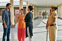 Noida school becomes Delhi police station for TV shoot