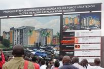 VIDEO: Gen Kayihura Breaks Ground for 1,000 Police Housing Units