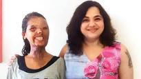 Social entrepreneur extends helping hand to acid attack survivors
