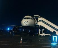 Guwahati-bound flight has narrow escape