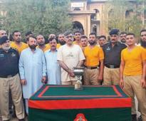 Fitness first: Sports festival concludes in Hangu