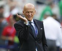 Former referee Collina among committee chairmen named by FIFA