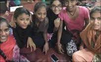 Girls code in Dharavi to tackle challenges of slum living
