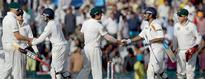 Aussies stare at whitewash