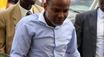 Court Remands Nnamdi Kanu and others in Prison