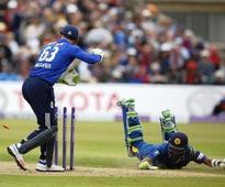 Rain prevents result in England-Sri Lanka 3rd ODI