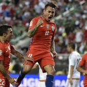 Copa America: Vargas secures semi-finals berth for Chile hammering Mexico 7-0