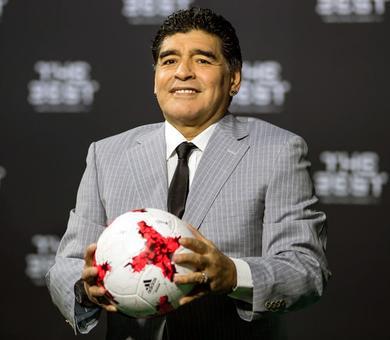 Sports Shorts: Maradona head coach of UAE's Al-Fujairah