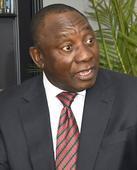 Ramaphosa reflects on the year