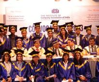 ICSI Convocation held in Kolkata