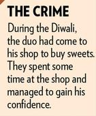 Man duped of Rs 32,000