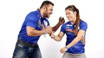 Rio 2016: Salman Khan packs a punch as goodwill ambassador with Mary Kom
