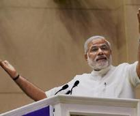 Muslims no tool for votes, PM Modi says