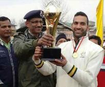 'Karwan-i-Aman SSB-Cricket Tournament' organized