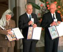 Yesterday Key dates in the life of Shimon Peres