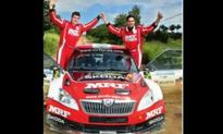 Indian National rally championship from to flag off on July 23 at Coimbatore