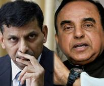 Now Swamy fires 6 allegations against Rajan, once again asks PM Modi to sack him