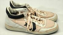 Basketball legend Michael Jordan's Olympic 1984 shoes auctioned for jaw-dropping amount