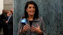 New US UN envoy Nikki Haley warns allies: 'Back us or we'll take names'